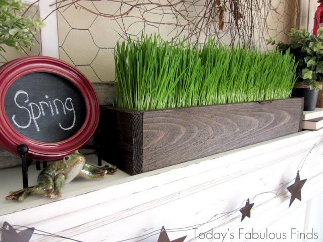 4 dicas para decorar a casa nesta primavera grama de trigo