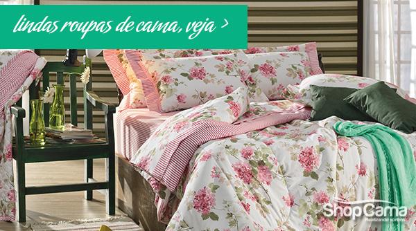 roupa de cama solteiro casal queen king shopcama