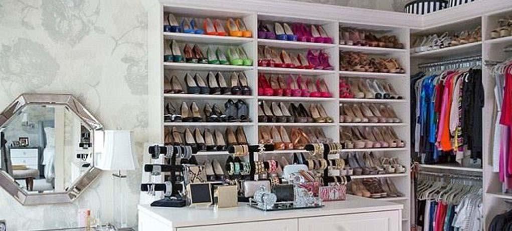Como deixar seu closet arrumado: dicas de organização