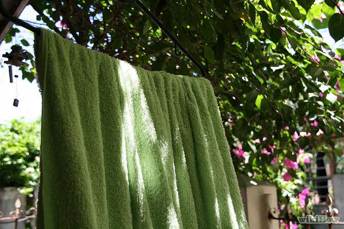 Como tirar aquele cheiro de mofo das suas toalhas (1)