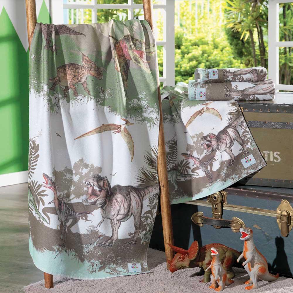 Toalha-de-Banho-Transfer-mundo-dos-dinossauros--Altenburg