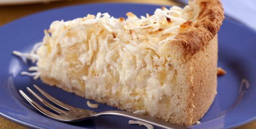 Receita Torta de coco cremosa deliciosa!
