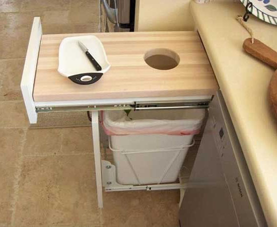 prateleira cozinha pequena