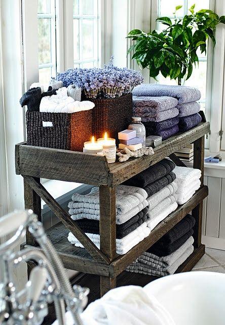 como guardar as toalhas do banheiro (2)