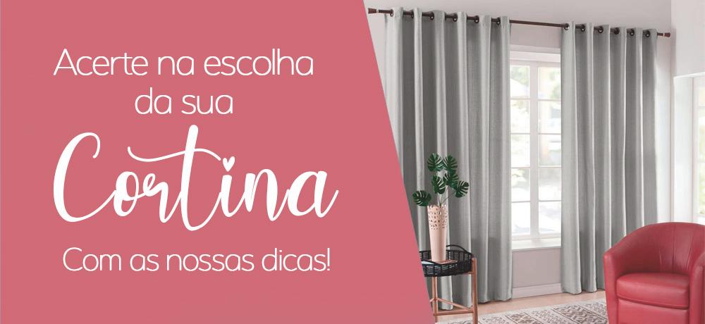 Como escolher a cortina correta e ideal para sua janela?