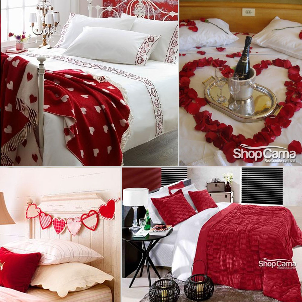 ideias jantar romantico dia dos namorados quarto
