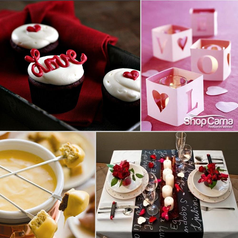 ideias jantar romantico dia dos namorados