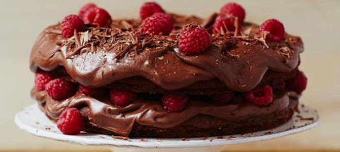 Bolo de chocolate épico!