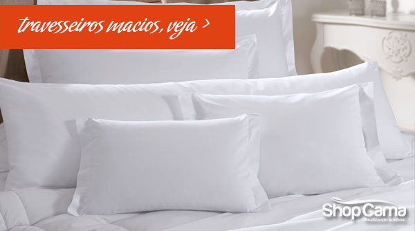 travesseiro shopcama