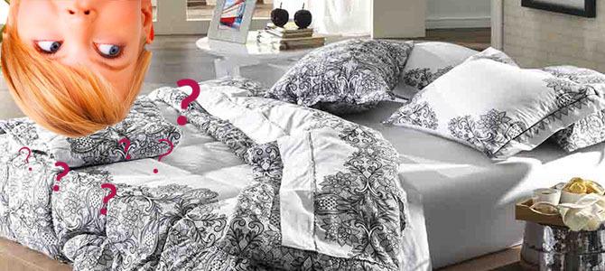Como escolher o tamanho da sua roupa de cama