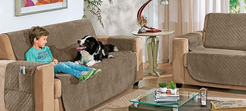 Protetor de sofá: 6 motivos para ter na sua casa