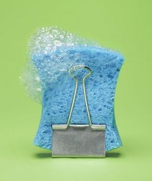 dicas imperdiveis para limpar a cozinha esponja