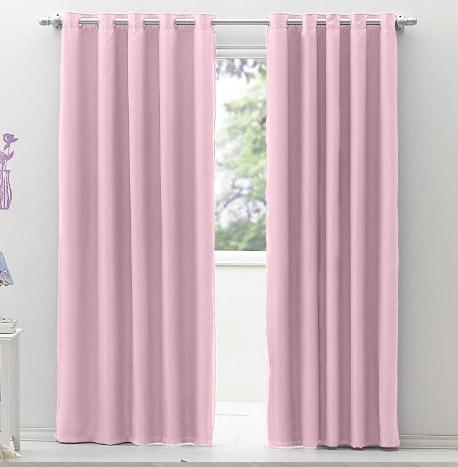 cortina rosa quartzo cor do ano pantone
