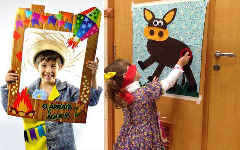 brincadeiras festa junina infantil