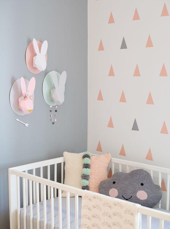 stencil quarto infantil