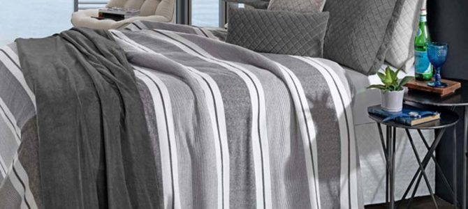 Cobertores Hedrons: conforto térmico do plush!