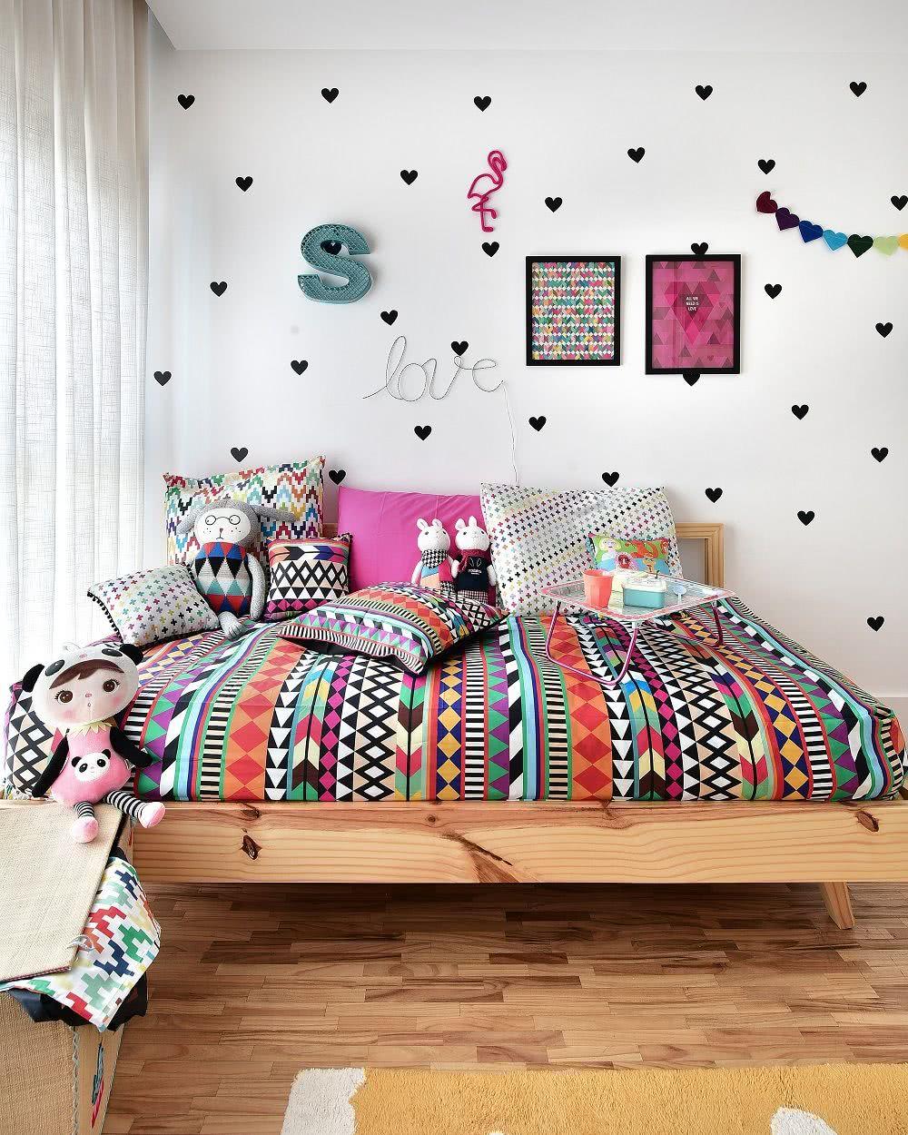 dica de decoracao quarto menina adolescente