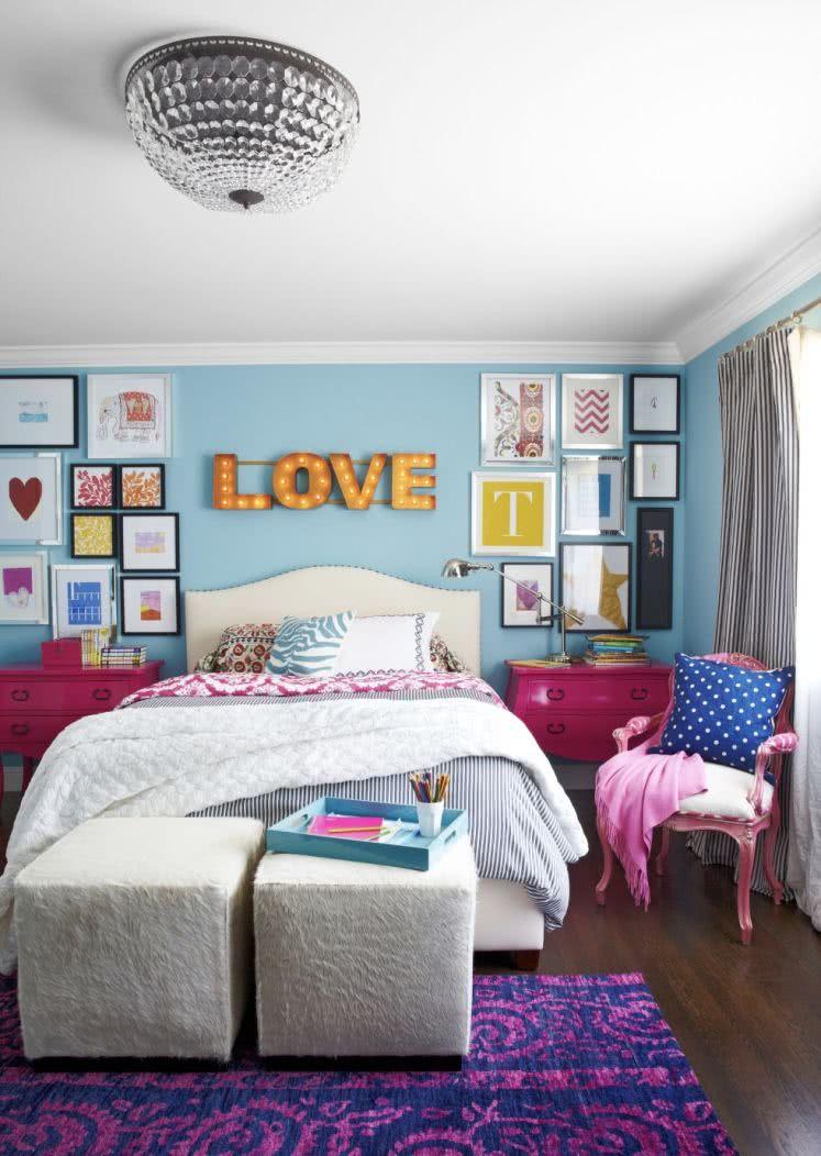 dicas de decoracao quarto adolescente