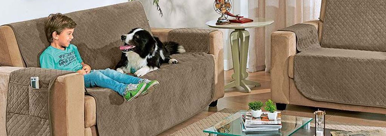 Cuidados com o sofá: limpeza e manutenção