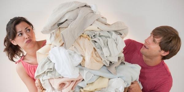 14 erros na hora de lavar roupa