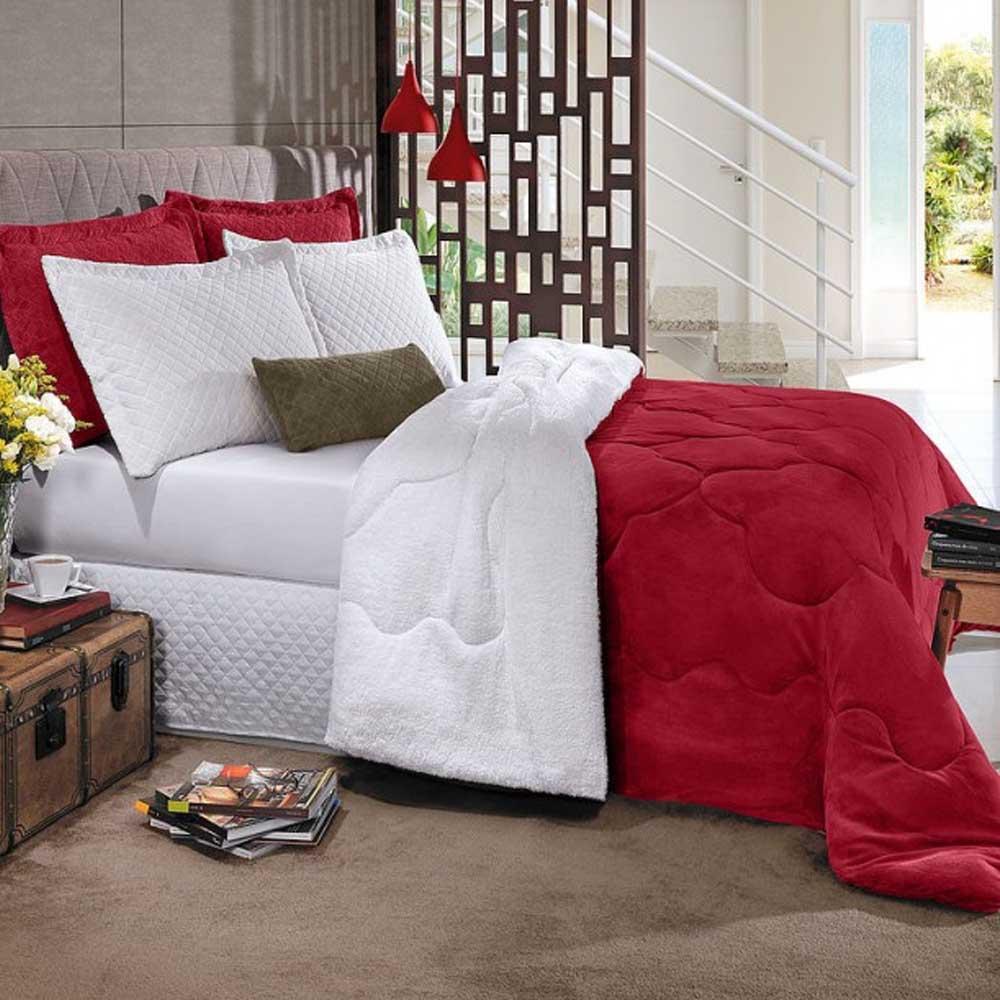Coleção Inverno Hedrons: durma quentinho com edredom!