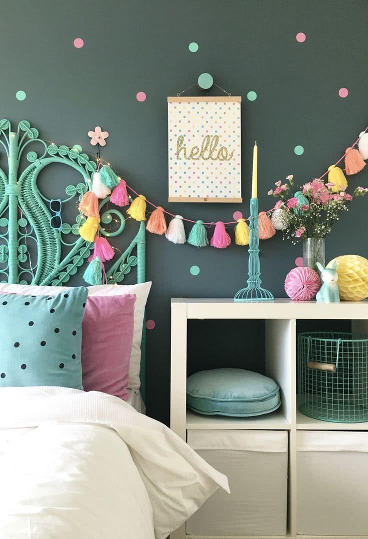 15 ideias legais de decoração para quarto teen!