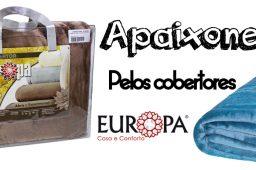 Cobertores Europa: O famoso cobertor dos hotéis de Gramado!